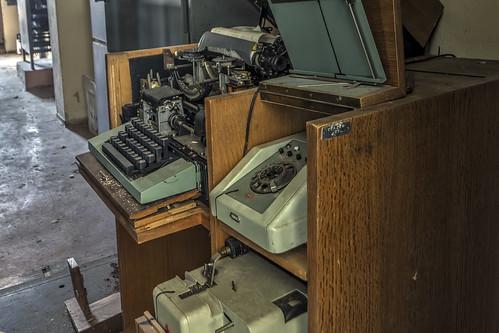 Fernschreiber T51