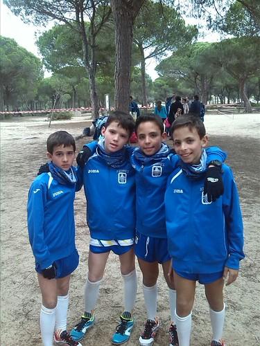 AionSur 16560429831_69a9126c82_d Carmen Valle, Fabiola Bermúdez y los más pequeños del Ohmio, destacados en el Campeonato de Andalucía de Campo a través Atletismo Deportes