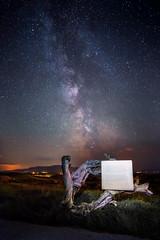Co. Mayo's Night Sky