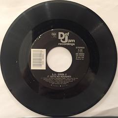 L.L. COOL J:I'M THAT TYPE OF GUY(RECORD SIDE-B)
