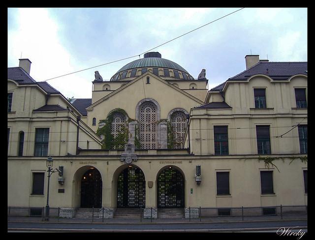 Que ver en Augsburgo en un día - Sinagoga