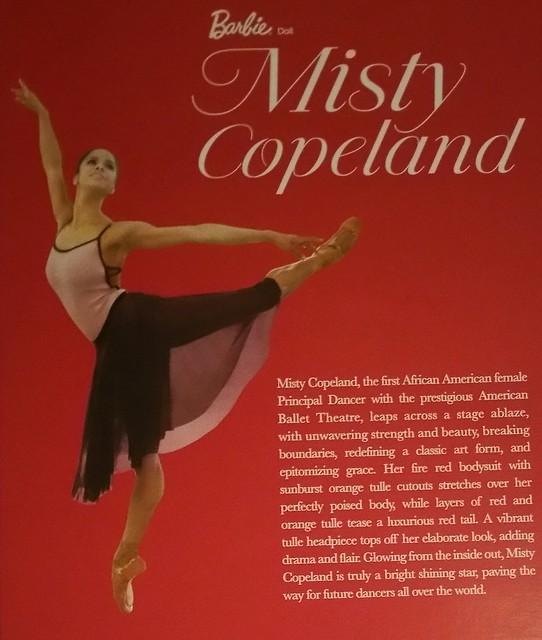 2016 Misty Copeland