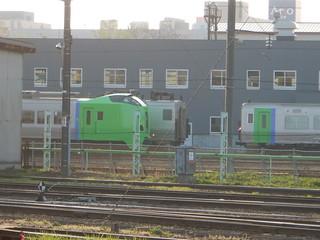 "Series  789 EMU (former ""Super Hakucho"")"