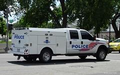 Washington DC Police - Ford F350 Utility Truck (1)
