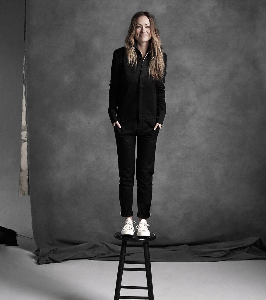 Оливия Уайлд — Фотосессия для «La Ligne» 2016 – 1
