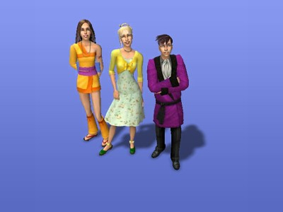 Sims 2 Second Family | by siaomiew