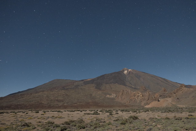 Teide at Night
