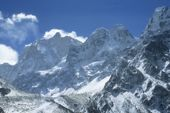 Nepal, Trekking-Tour Kantschendzönga Basislager, Jannu. Foto: Archiv Härter.