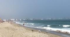 Phish Tour - A cold, foggy beach day