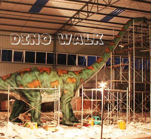 How to Maintain Animatronic Dinosaur Exhibits