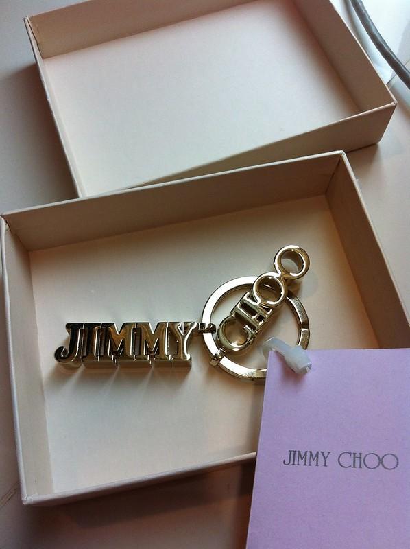Jimmy Choo Key Chain