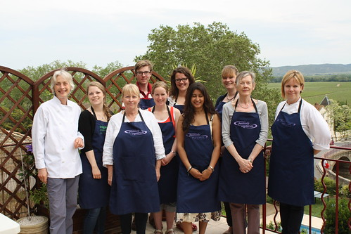 Cookery Group Photo May 2013