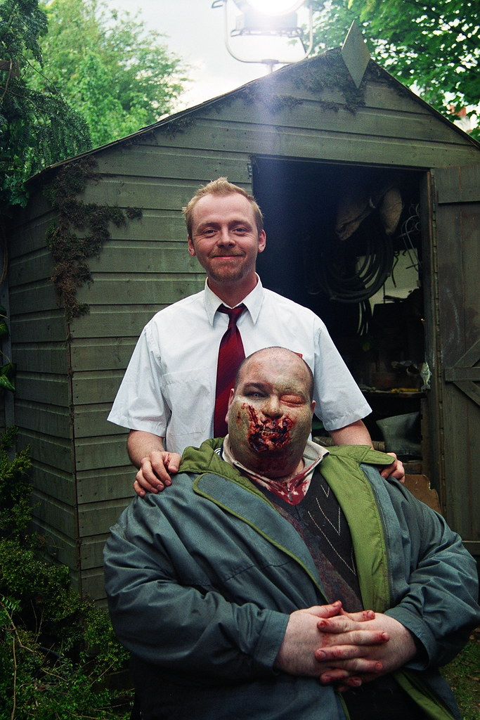 Shaun of the Dead Photo-a-day / May 15th, 2003