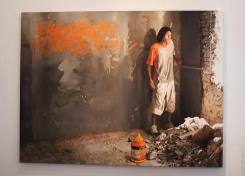 Isabel Peña - ART Lima 2013