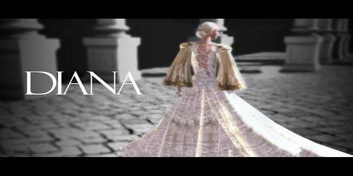 [VM] VERO MODERO _ Diana Gown
