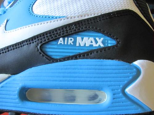 Nike Air Max 90 - Vivid Blue