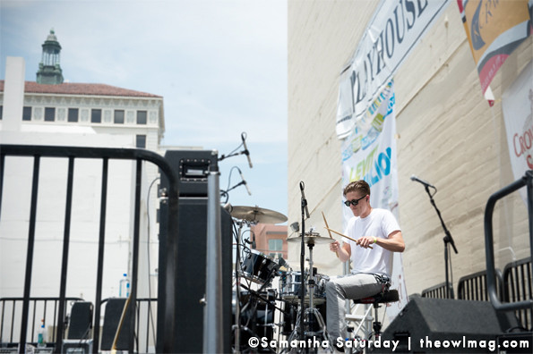 Superhumanoids @ Make Music Pasadena, Pasadena 6/1/2013
