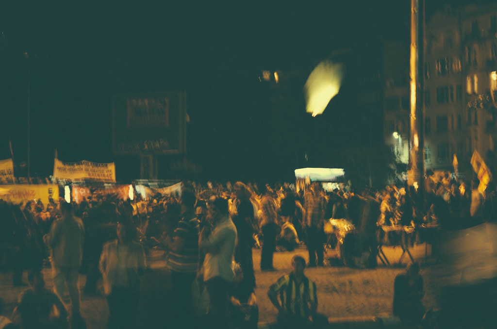 Chinese Lantern Taksim