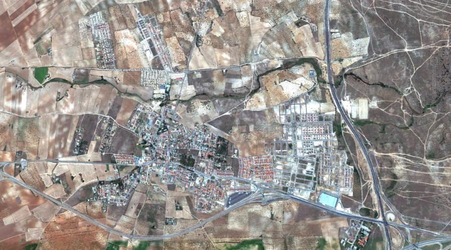 Burguillos de Toledo, Toledo, Toletum, después, urbanismo, planeamiento, urbano, desastre, urbanístico, construcción, rotondas, carretera