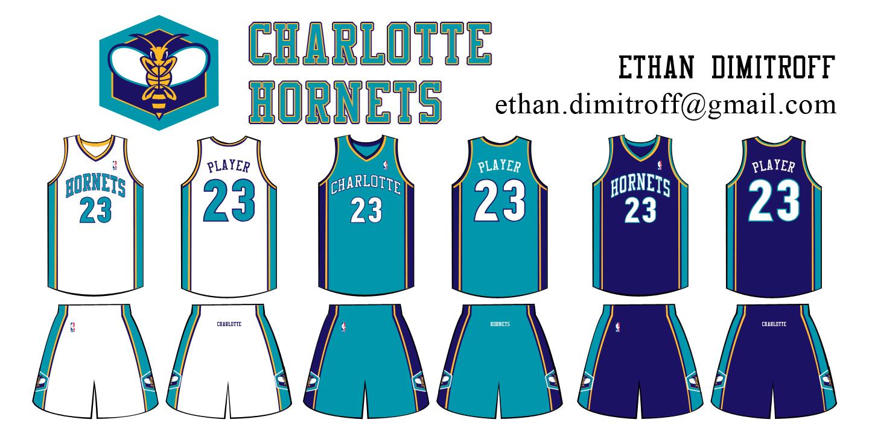 5d30e1e57bb Uni Watch judges readers  Charlotte Hornets redesign efforts
