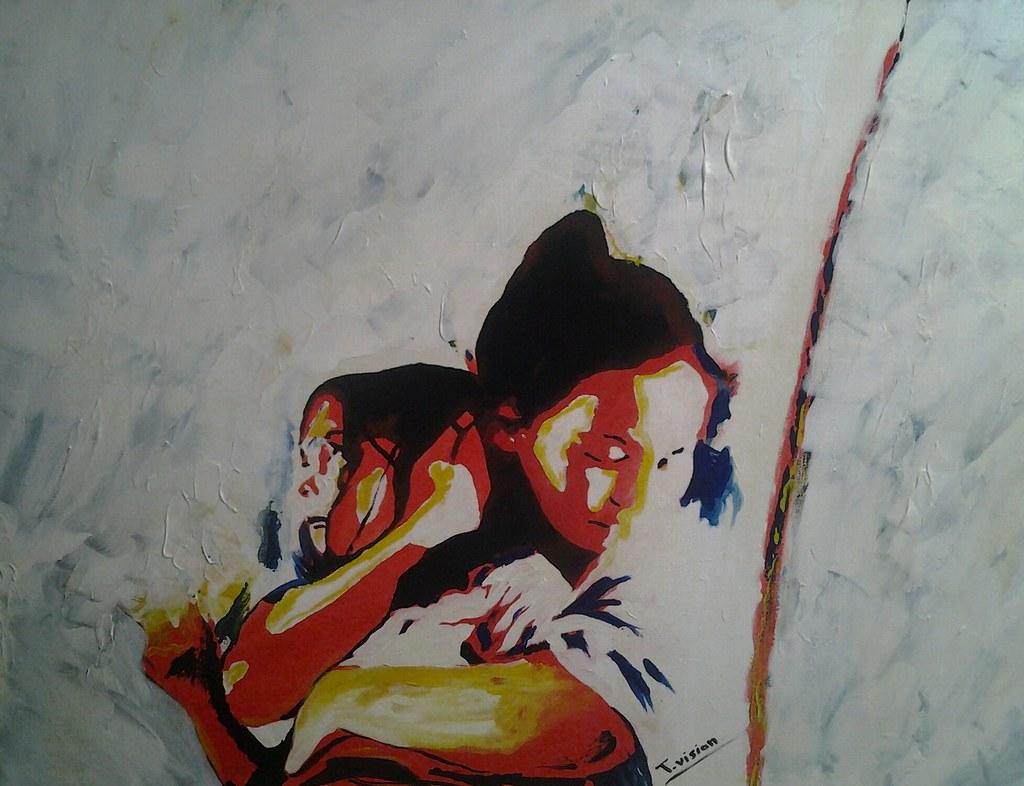 acryl painting 115x75