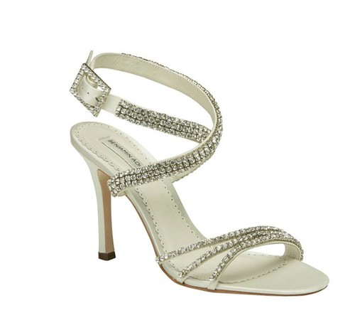 Diamond Wedding Shoes