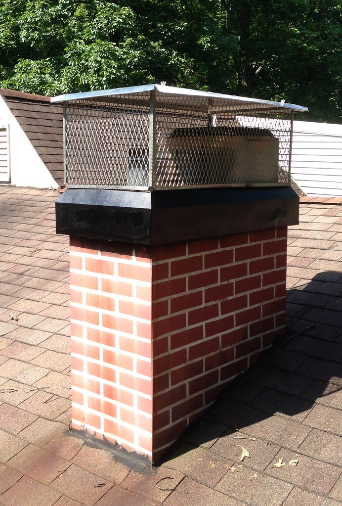 Fireplace Design fireplace chimney cap : Chimney Caps and Covers | Home and Hearth Masonry