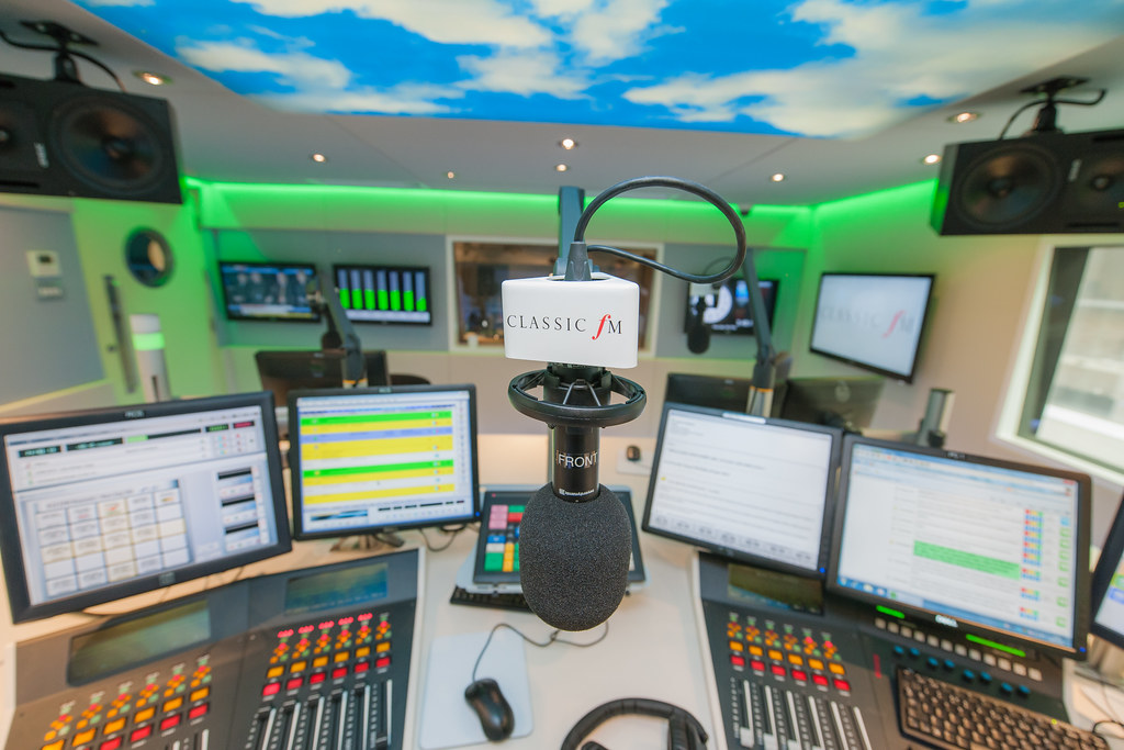 Classic FM Studios