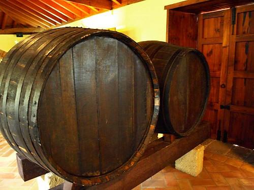 Wine Barrels, Tenerife