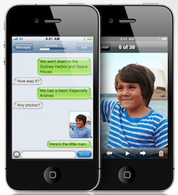 iPhone text messages recovery