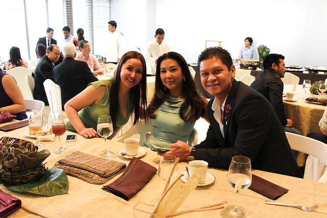 Small Laude, Korina Sanchez, Anton San Diego