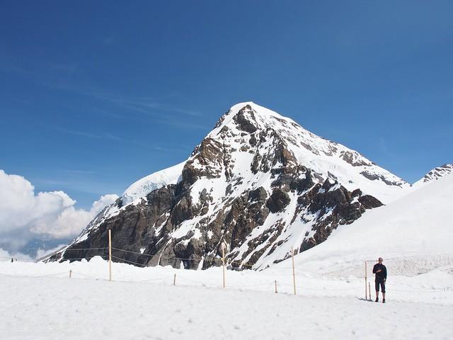 Monch Plateau