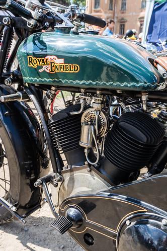 Royal Enfield Model KX