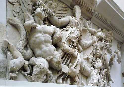 Athena Frieze looking up | by profzucker