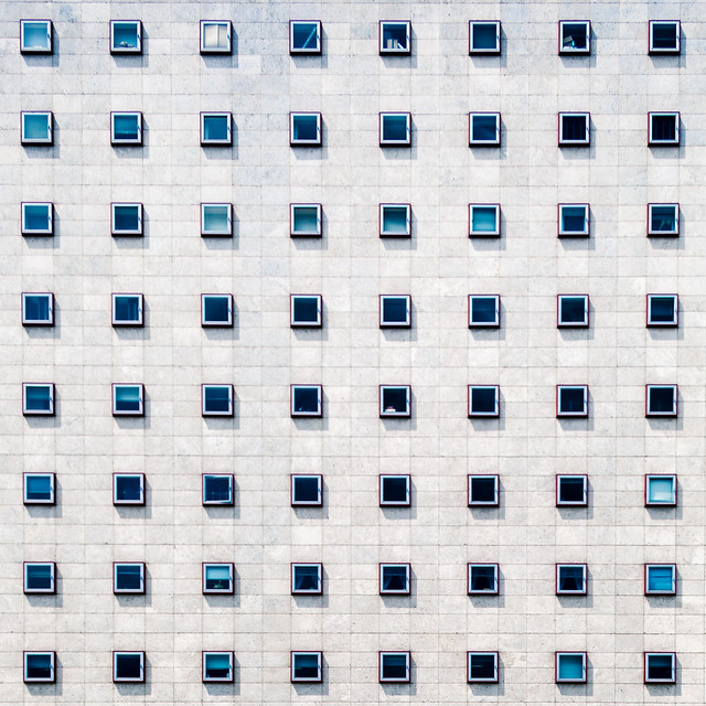 Tiny Blue Windows