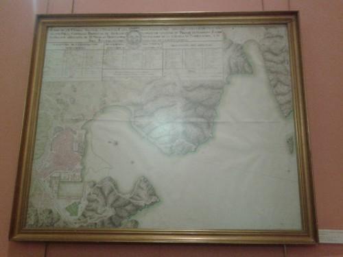 Plano del Puerto de Cartagena