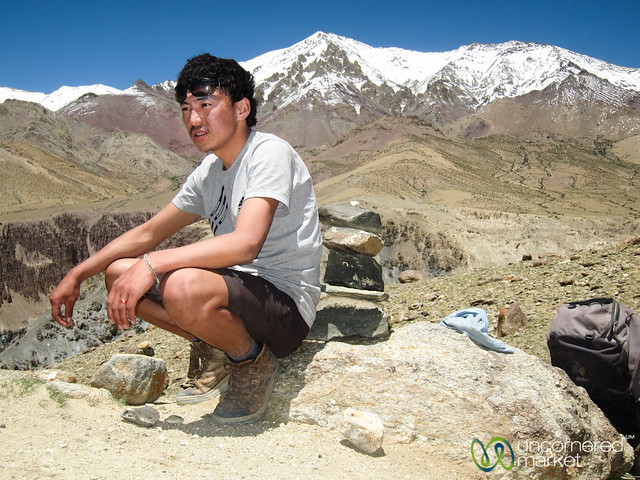 Our Ladakhi Trekking Guide, Markha Valley Trek - Ladakh, India
