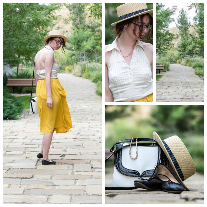 yellowskirtcollage
