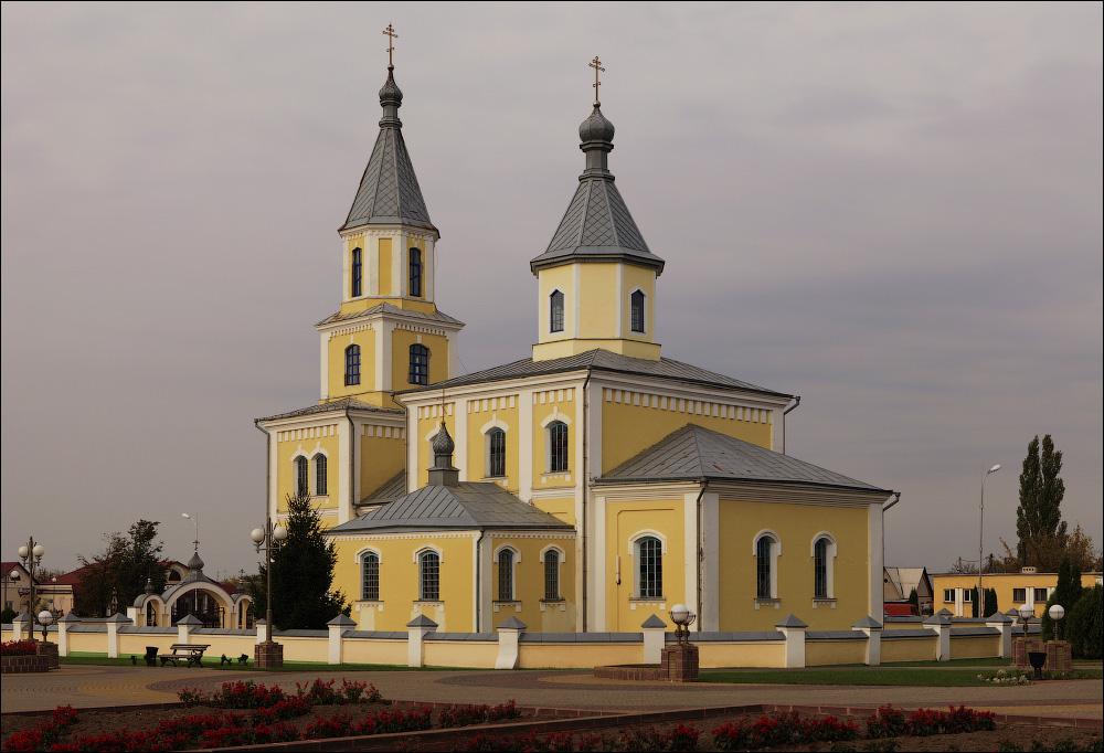 Иваново, Церковь Покровская