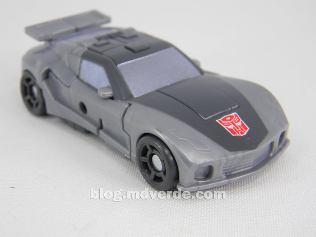Transformers Bluestreak Legends - Generations GDO - modo alterno