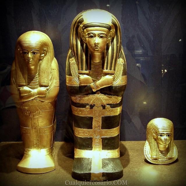 Atesorando la historia egipcia a través del cristal