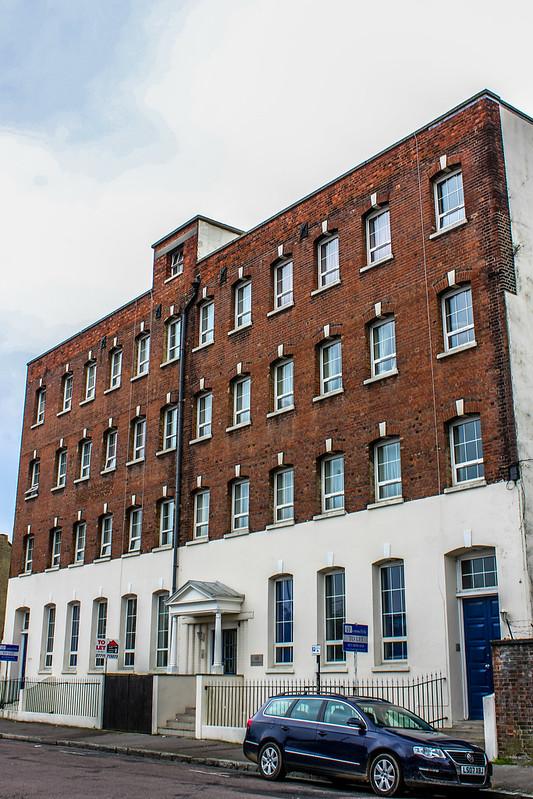 Edificio de Southampton