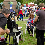 Julia Donaldson | Julia Donaldson is interviewed in the Gardens.