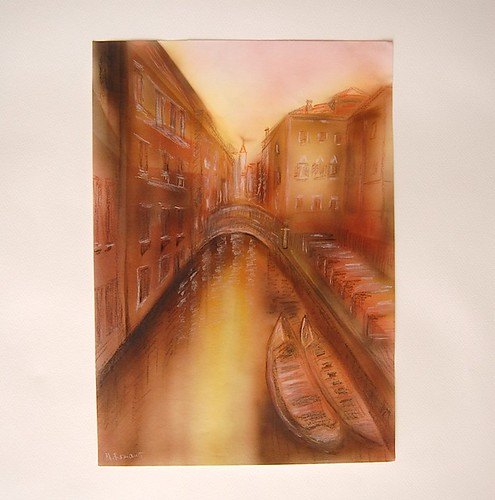 Venice by Sparrow Little