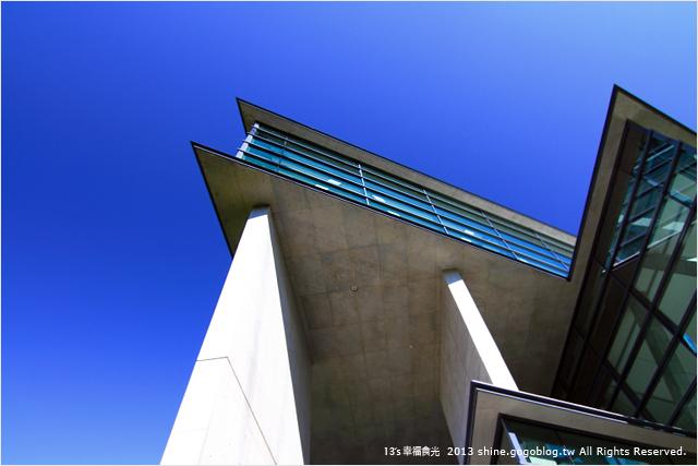 《13遊記》台灣首座安藤忠雄新作亞洲大學「安藤館」~搶先曝光