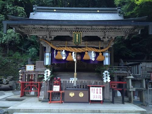 鞍馬寺 由岐神社