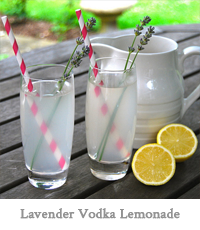 Lavender Vodka Lemonade