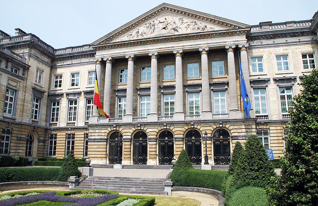 Palais de la Nation (Bruxelles)