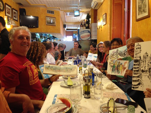 Firefly workshop by paul wang from barcelona to granada to seville madrid - Firefly barcelona ...
