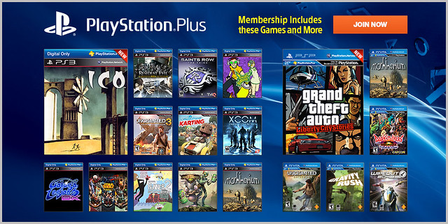 PlayStation Plus Update 9-17-2013